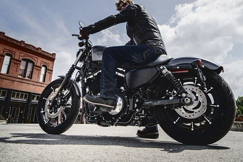 2016 Harley-Davidson Iron 883™ in Waterford, Michigan