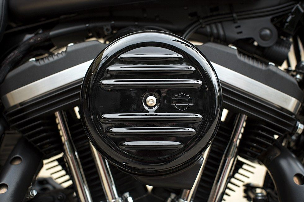 2016 Harley-Davidson Iron 883™ in Mentor, Ohio
