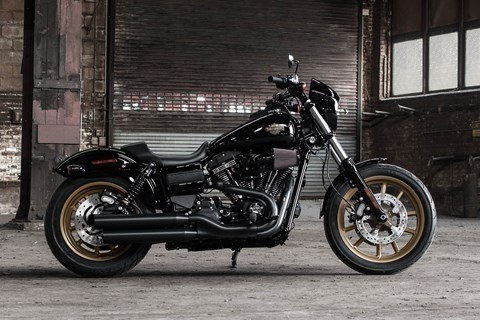 2016 Harley-Davidson Low Rider® S in Johnstown, Pennsylvania