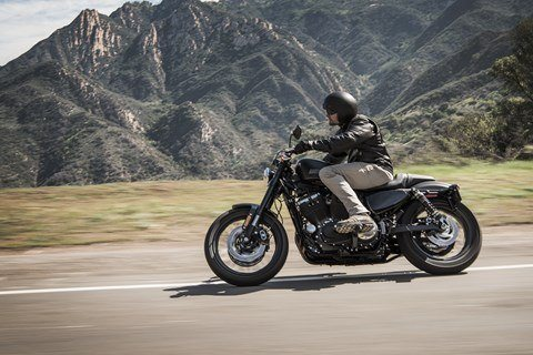 2016 Harley-Davidson Roadster™ in Fort Wayne, Indiana