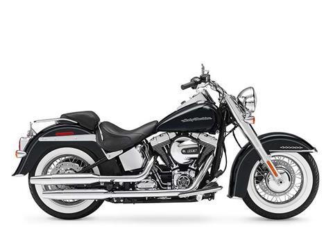 2016 Harley-Davidson Softail® Deluxe in Richmond, Indiana