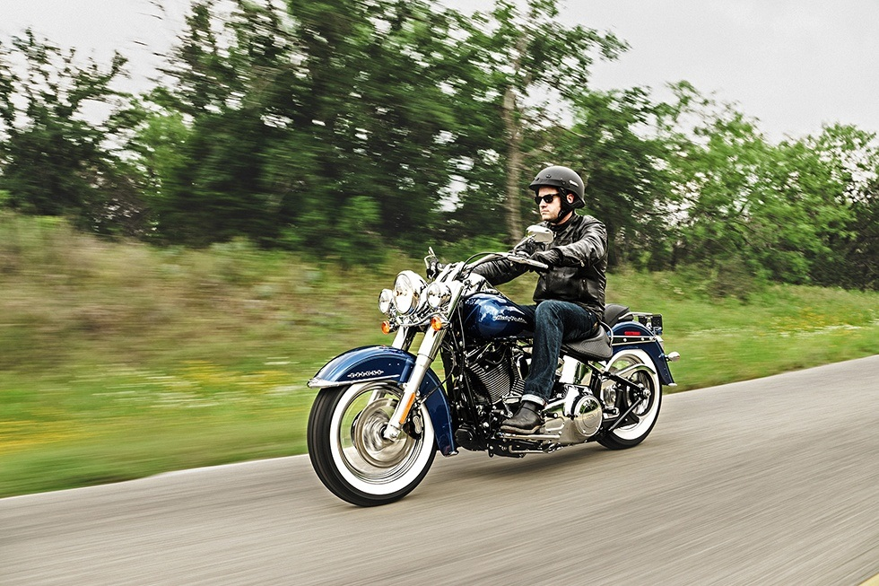 2016 Harley-Davidson Softail® Deluxe in Hico, West Virginia