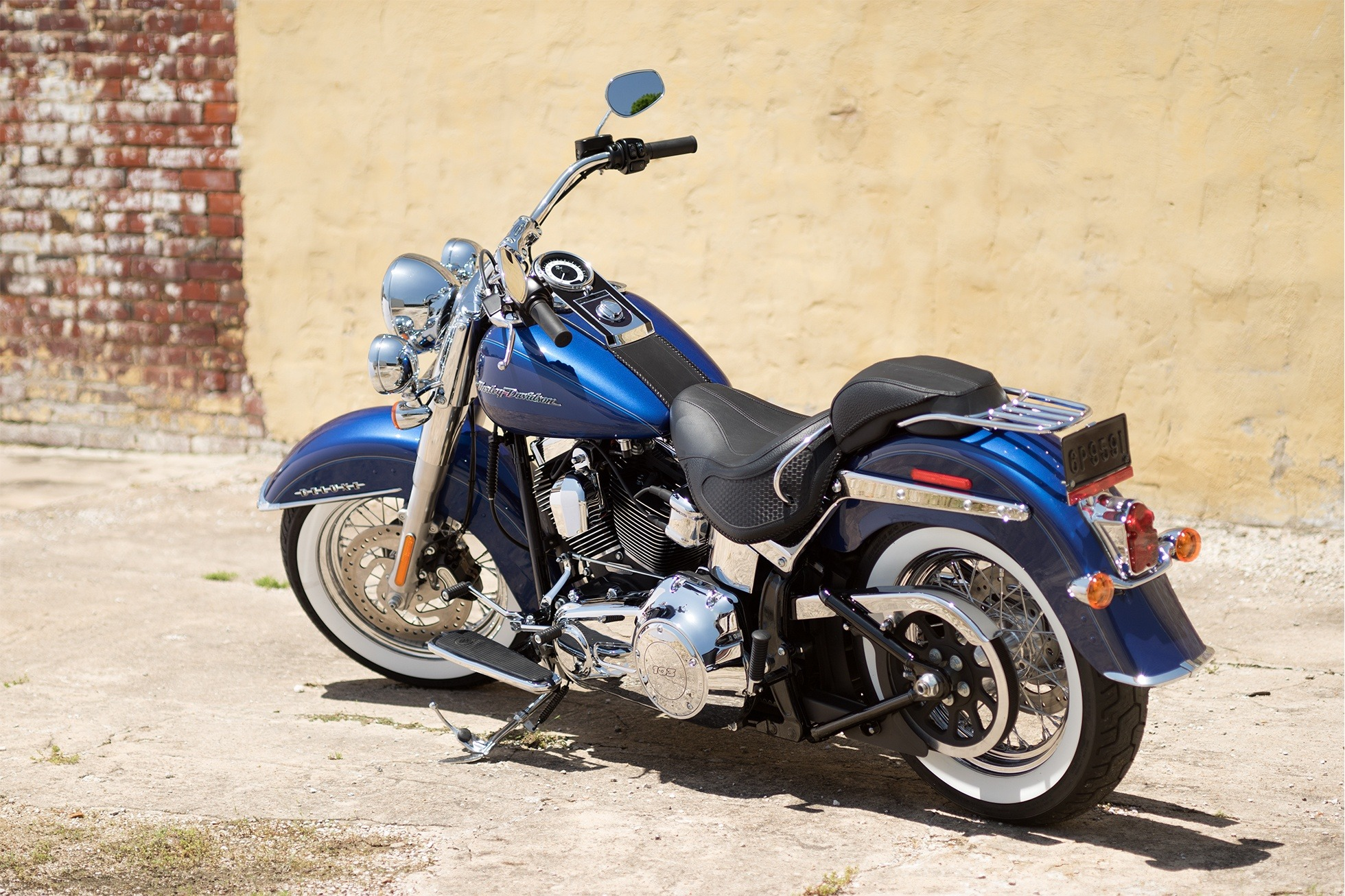 2016 Harley-Davidson Softail® Deluxe in Marquette, Michigan