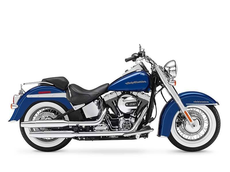 2016 Harley-Davidson Softail® Deluxe in Dimondale, Michigan