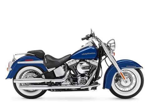 2016 Harley-Davidson Softail® Deluxe in Sunbury, Ohio