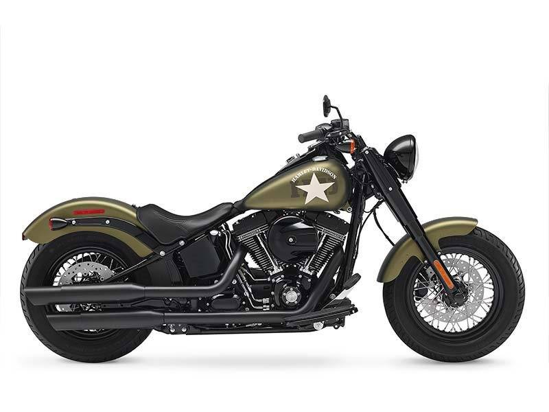 2016 Harley-Davidson Softail Slim® S in Cortland, Ohio - Photo 1