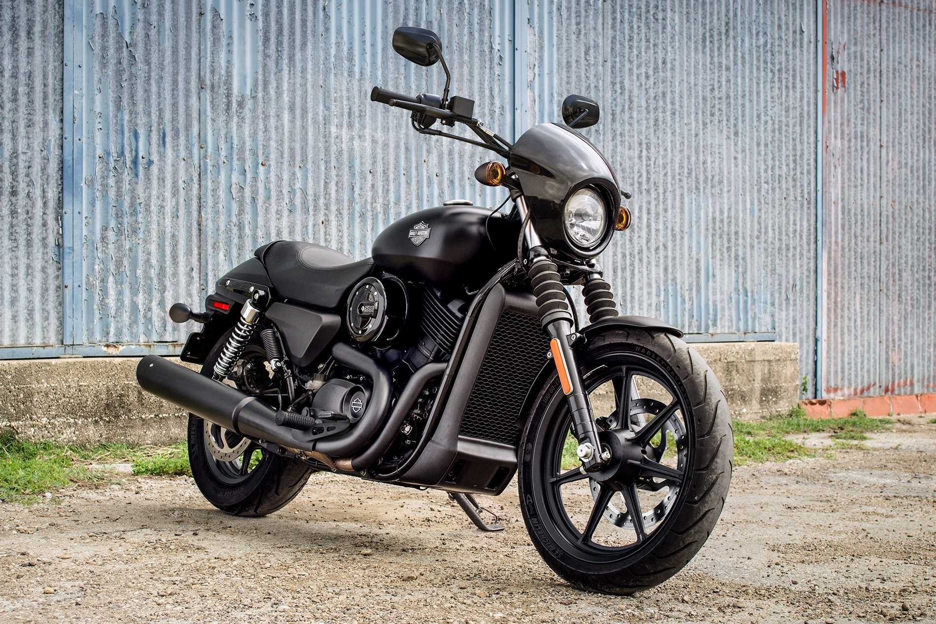 2016 Harley-Davidson Street® 500 in Johnstown, Pennsylvania