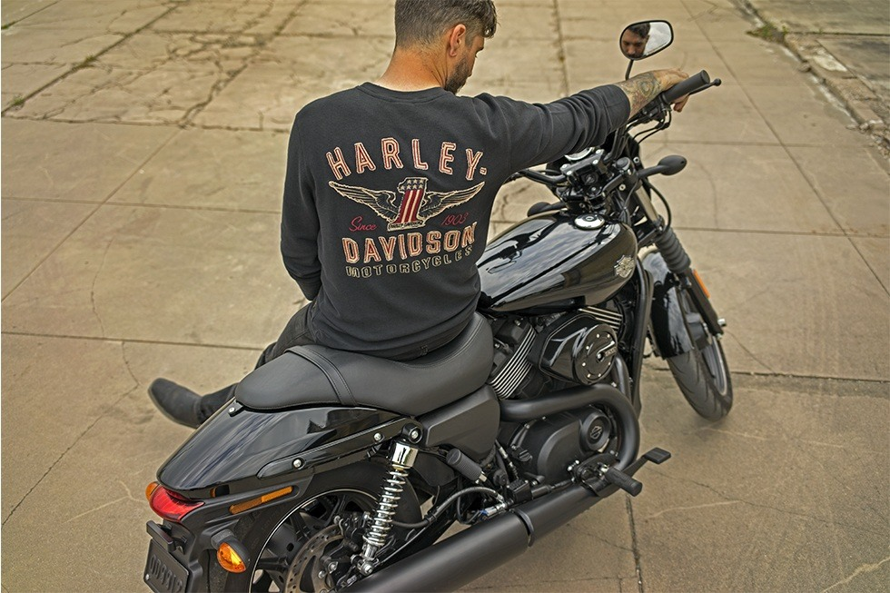 2016 Harley-Davidson Street® 500 in Pittsfield, Massachusetts