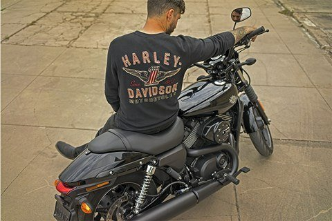 2016 Harley-Davidson Street® 500 in Traverse City, Michigan