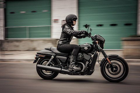 2016 Harley-Davidson Street® 750 in Green River, Wyoming