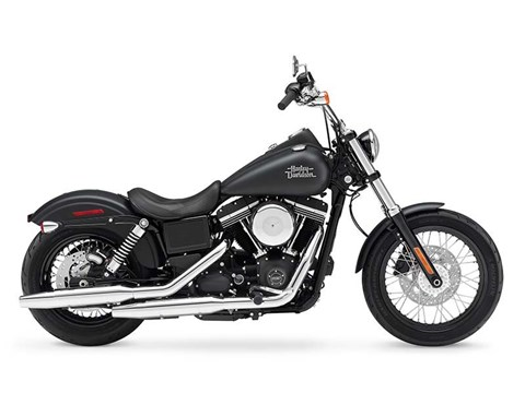 2016 Harley-Davidson Street Bob® in Junction City, Kansas