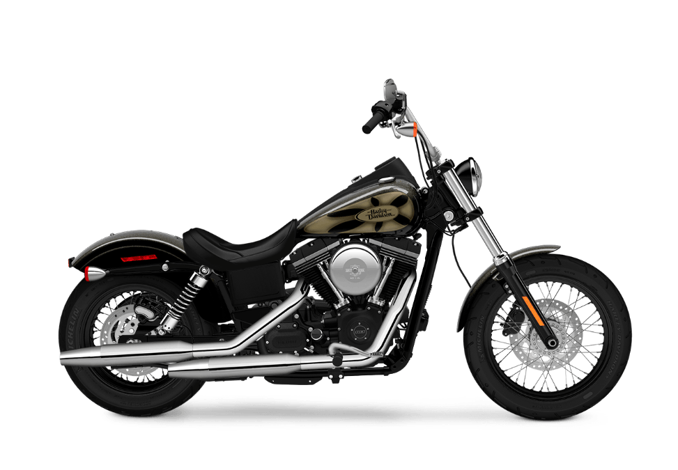 2016 Harley-Davidson Street Bob® in Hico, West Virginia