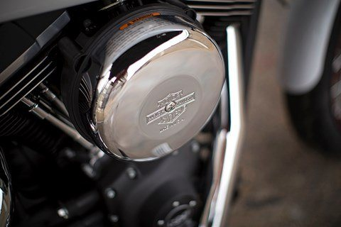 2016 Harley-Davidson Street Bob® in Broadalbin, New York