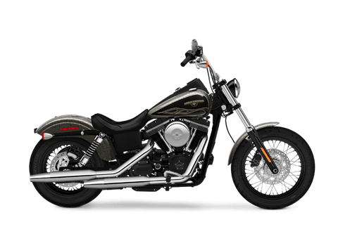 2016 Harley-Davidson Street Bob® in Waterford, Michigan