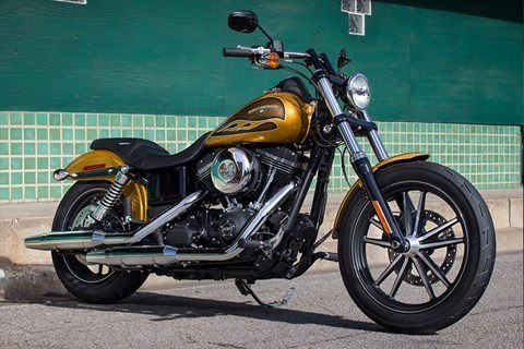 2016 Harley-Davidson Street Bob® in Pittsfield, Massachusetts