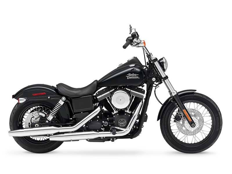 2016 Harley-Davidson Street Bob® in Richmond, Indiana