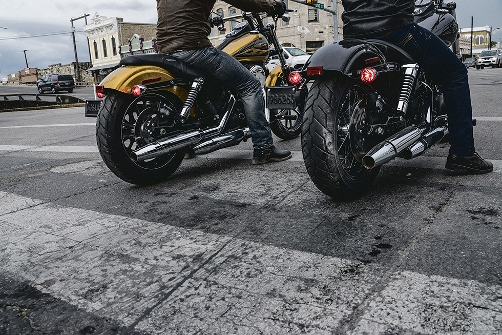 2016 Harley-Davidson Street Bob® in Johnstown, Pennsylvania