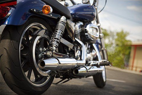 2016 Harley-Davidson SuperLow® in Traverse City, Michigan