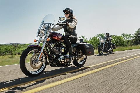 2016 Harley-Davidson SuperLow® 1200T in Rothschild, Wisconsin