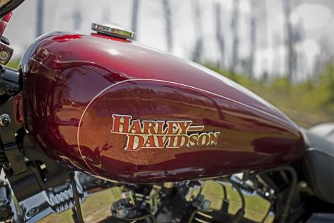 2016 Harley-Davidson SuperLow® 1200T in Mentor, Ohio