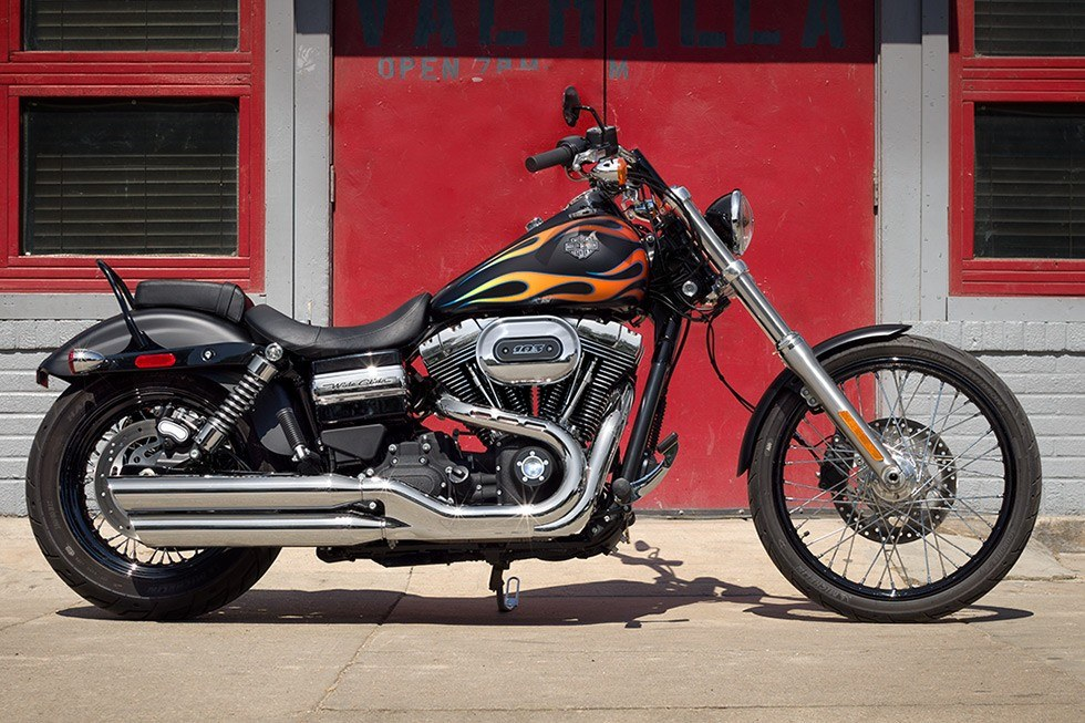 2016 Harley-Davidson Wide Glide® in New York Mills, New York