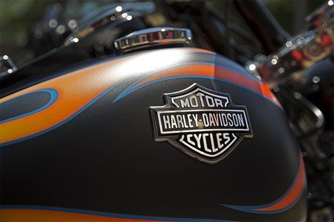 2016 Harley-Davidson Wide Glide® in Sunbury, Ohio