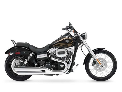 2016 Harley-Davidson Wide Glide® in Lake Charles, Louisiana
