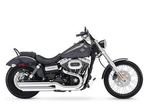 2016 Harley-Davidson Wide Glide® in Osceola, Iowa