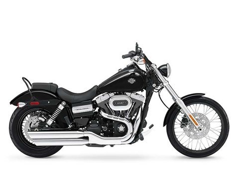 2016 Harley-Davidson Wide Glide® in Rothschild, Wisconsin