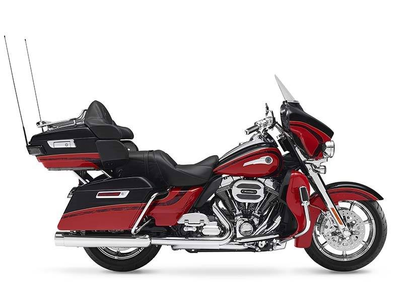 2016 Harley-Davidson CVO™ Limited in Mentor, Ohio