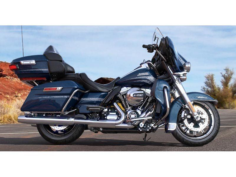 2016 Harley-Davidson Electra Glide® Ultra Classic® in Johnstown, Pennsylvania