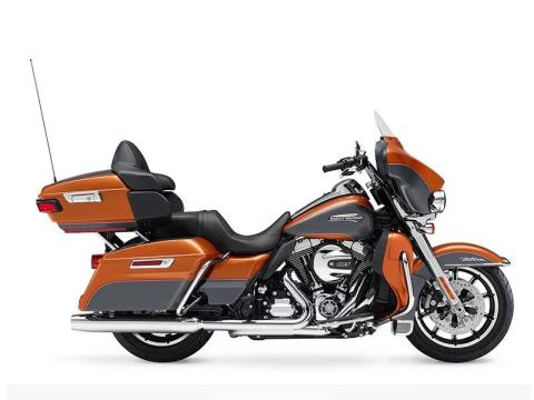 2016 Harley-Davidson Electra Glide® Ultra Classic® Low in Johnstown, Pennsylvania