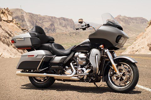 2016 Harley-Davidson Road Glide® Ultra in Mentor, Ohio