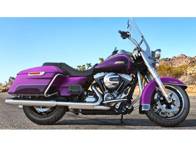 2016 Harley-Davidson Road King® in Broadalbin, New York