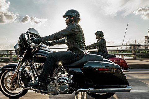 2016 Harley-Davidson Street Glide® in Scottsdale, Arizona