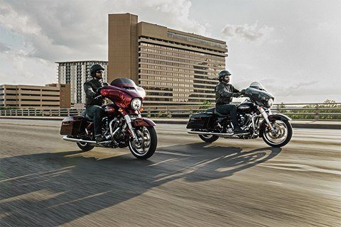 2016 Harley-Davidson Street Glide® in Monroe, Michigan - Photo 5