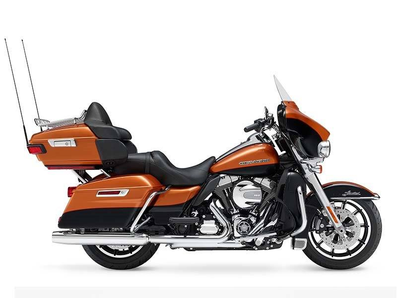 2016 Harley-Davidson Ultra Limited in Cayuta, New York - Photo 1