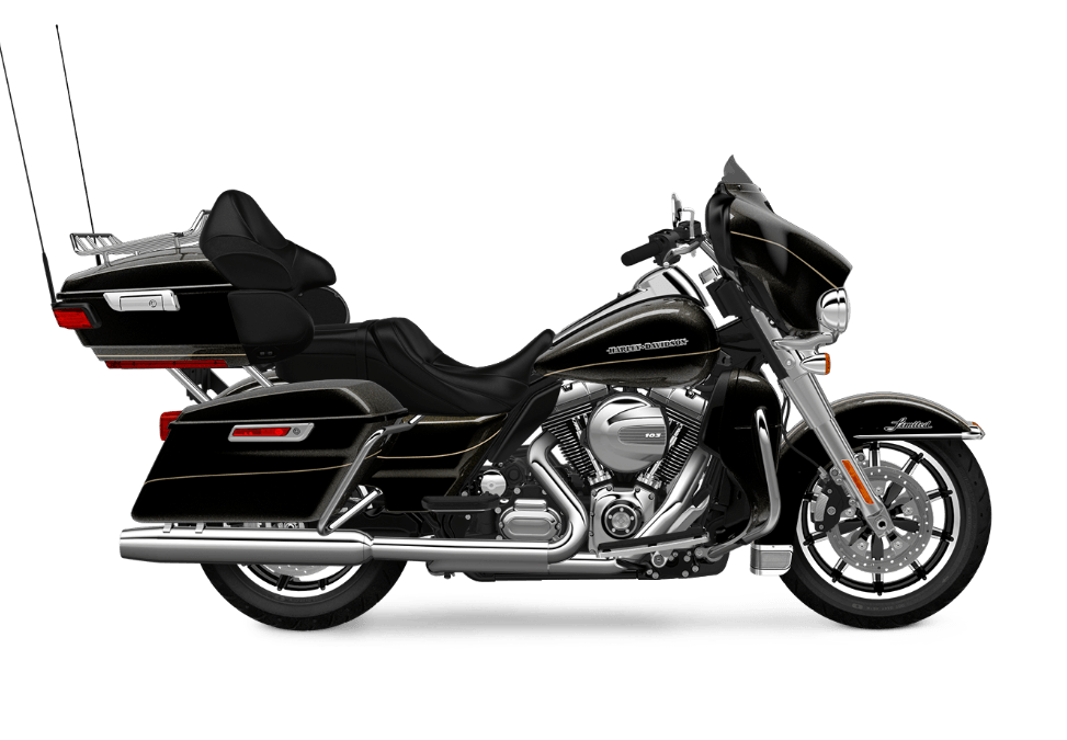 2016 Harley-Davidson Ultra Limited in South Charleston, West Virginia