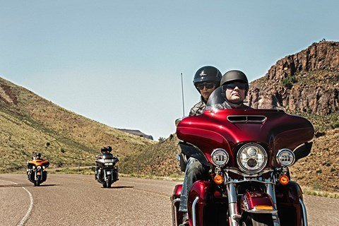 2016 Harley-Davidson Ultra Limited in Green River, Wyoming