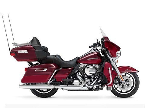 2016 Harley-Davidson Ultra Limited in Hico, West Virginia