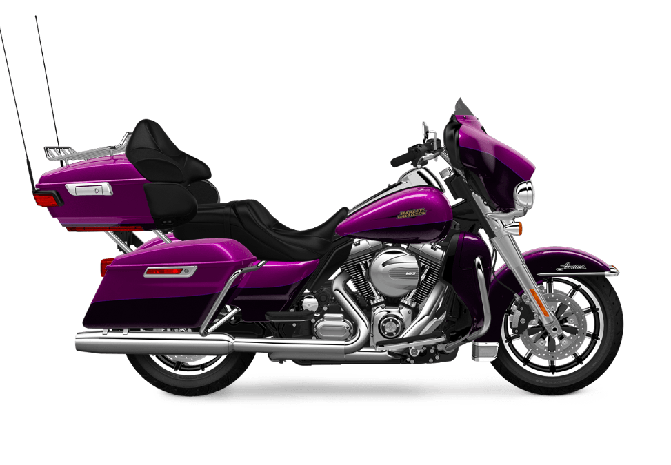 2016 Harley-Davidson Ultra Limited in New York Mills, New York