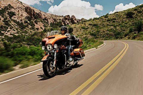 2016 Harley-Davidson Ultra Limited Low in Marquette, Michigan