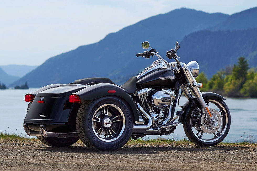 2016 Harley-Davidson Freewheeler™ in Broadalbin, New York