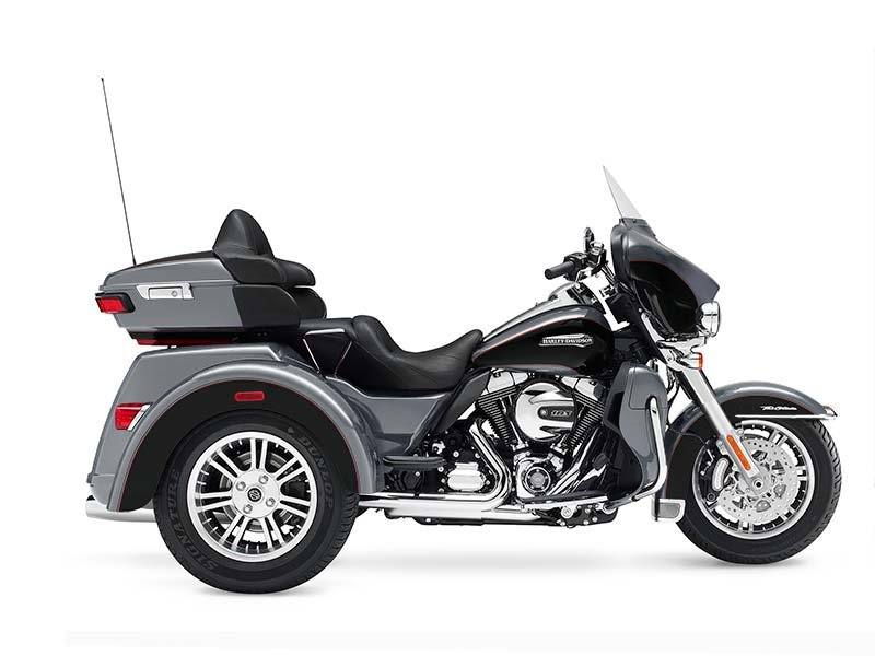 2016 Harley-Davidson Tri Glide® Ultra in Lowell, North Carolina