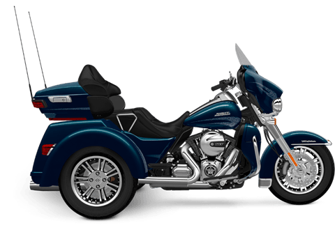 2016 Harley-Davidson Tri Glide® Ultra in Mount Vernon, Illinois