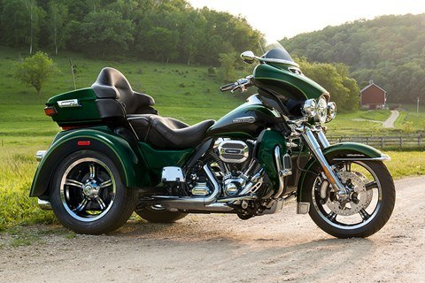 2016 Harley-Davidson Tri Glide® Ultra in Dimondale, Michigan