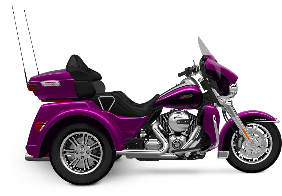 2016 Harley-Davidson Tri Glide® Ultra in Pierre, South Dakota - Photo 1