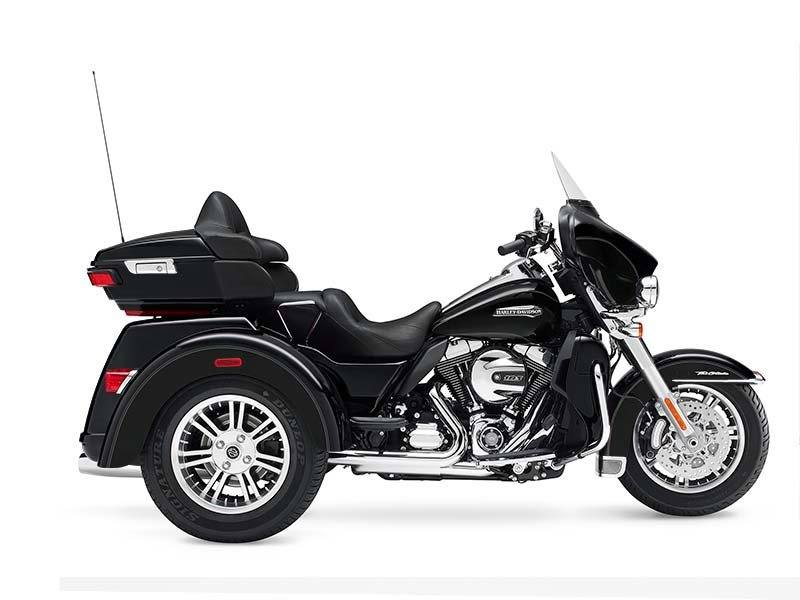 2016 Harley-Davidson Tri Glide® Ultra in Lafayette, Indiana - Photo 8
