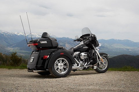 2016 Harley-Davidson Tri Glide® Ultra in Lafayette, Indiana - Photo 9