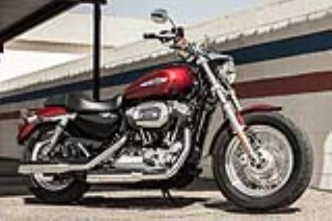 2017 Harley-Davidson 1200 Custom in Montclair, California